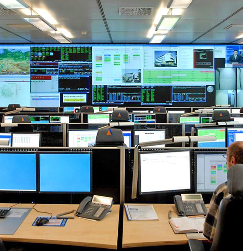 24/7 Monitoring: Cube-Rückprojektionstechnik von JST Jungmann