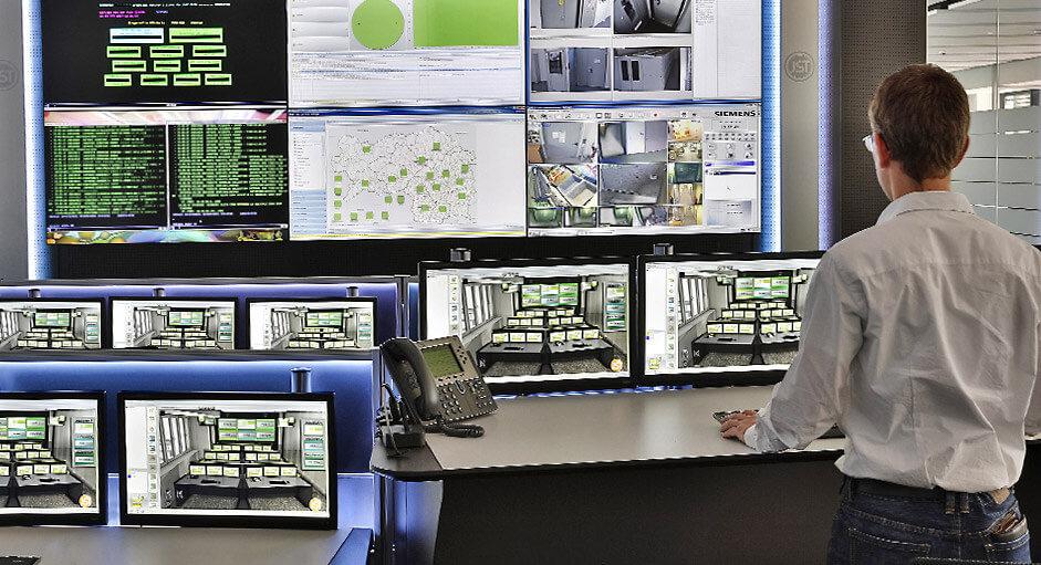 PixelDetection® in Einsatz bei der Leitwarte für Raiffeisen, Graz