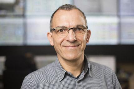 JST-Gassco Emden: Projektleiter Frank Tabbert