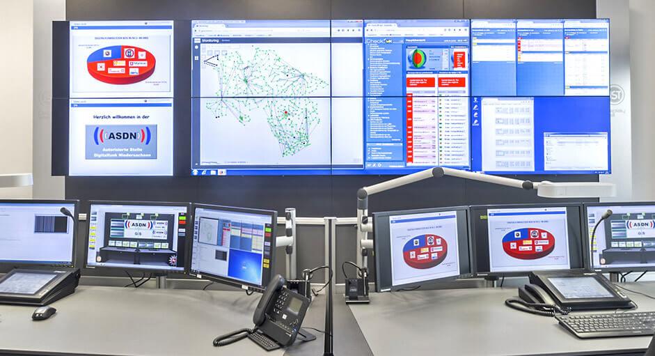 PixelDetection® im Einsatz der ASDN Polizei-Leitstelle
