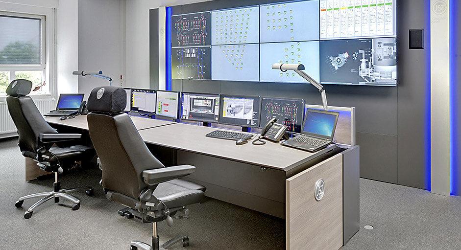 PixelDetection® im Einsatz der Leitwarte bei ADWEN in Bremerhaven