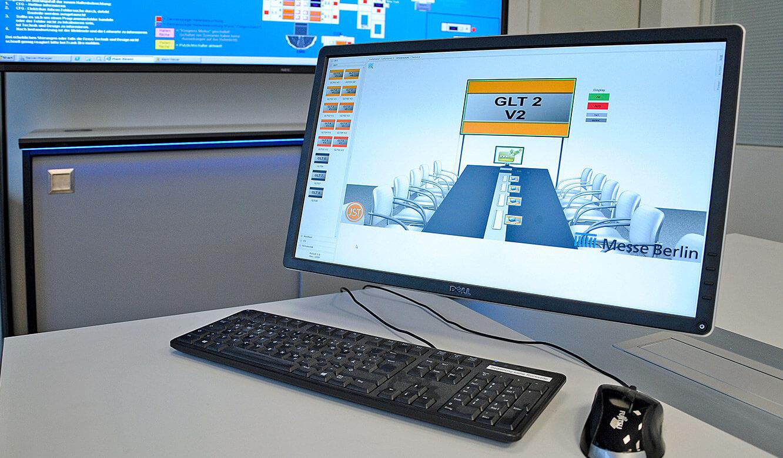 JST-Messe Berlin: Multi-Consloling-Technik auch im Krisenraum verfügbar