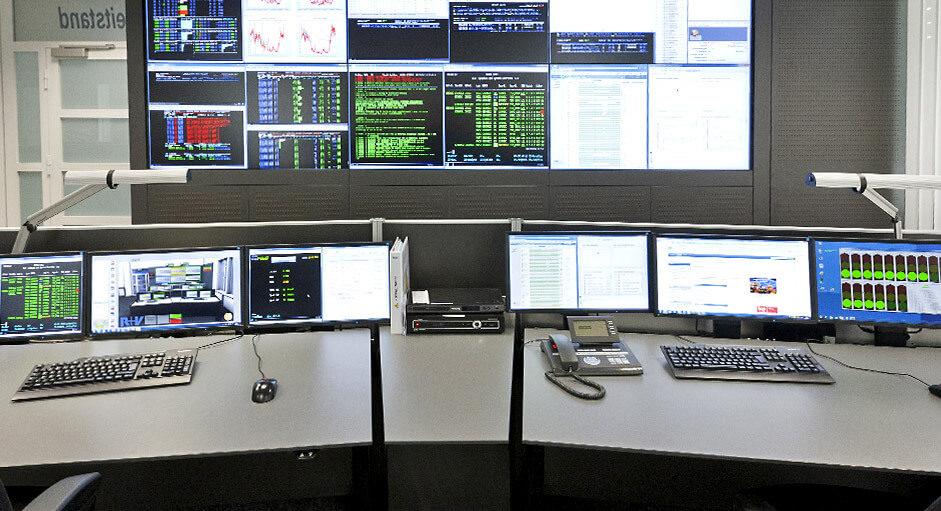 PixelDetection® im Einsatz im IT-Leitstand der R+V Versicherung