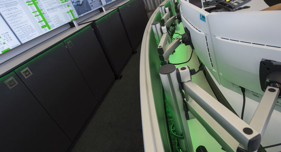 PixelDetection® im Einsatz im Technik-Leitstand beim Flughafen München