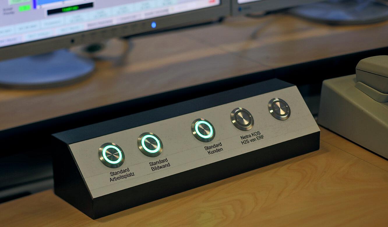 JST-Gassco Emden: Command-Pad ermöglicht blitzschnelle Alarm-Verarbeitung