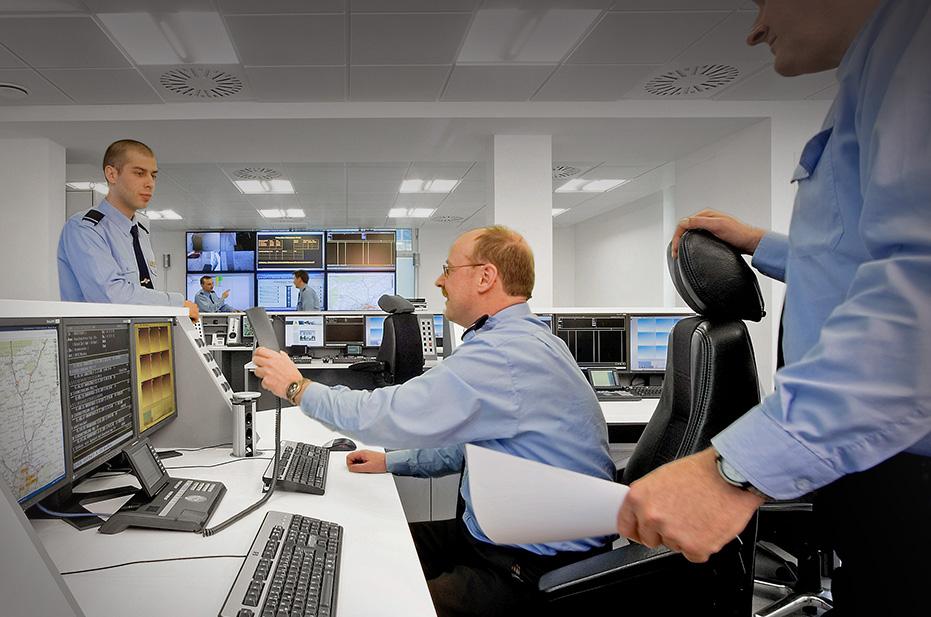 JST - VdS-zertifizierte Notruf – und Serviceleitstelle für Ehrl Security München