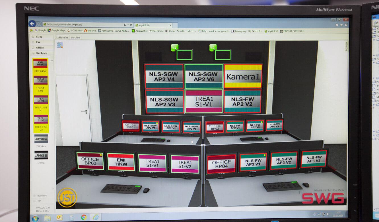 JST-Stadtwerke Gießen: myGUI. Interaktive Bedienoberfläche für das MultiConsoling
