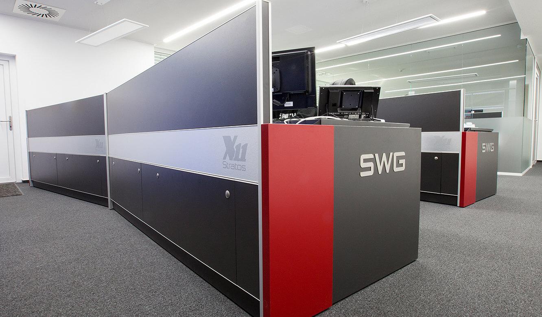 JST-Stadtwerke Gießen: Stratos Operator-Desk bietet aufgeräumte cleane Optik