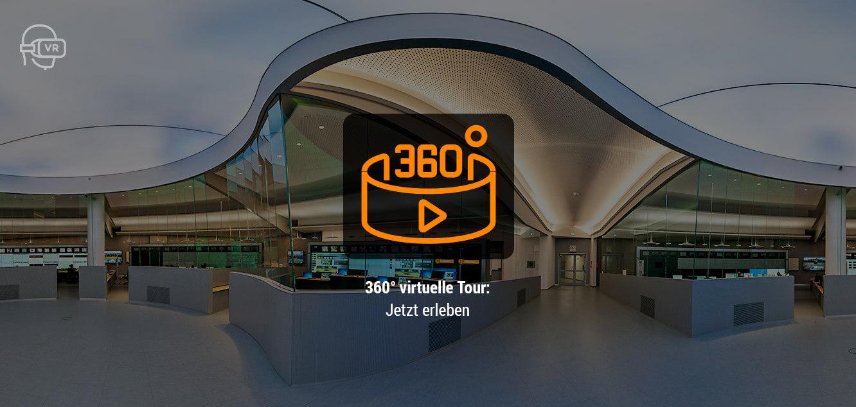 JST - Raffinerie PCK Schwedt - Virtuelle 360°-Tour