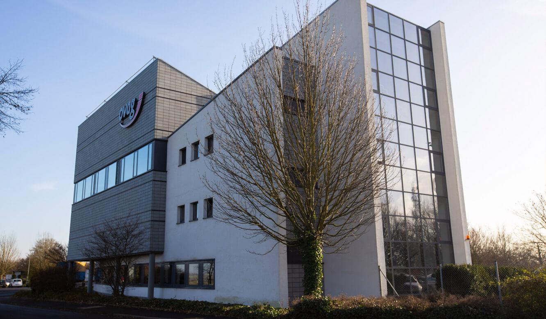 JST - ovag Netz GmbH - Netzleitstelle: Standort der neuen Leitstelle