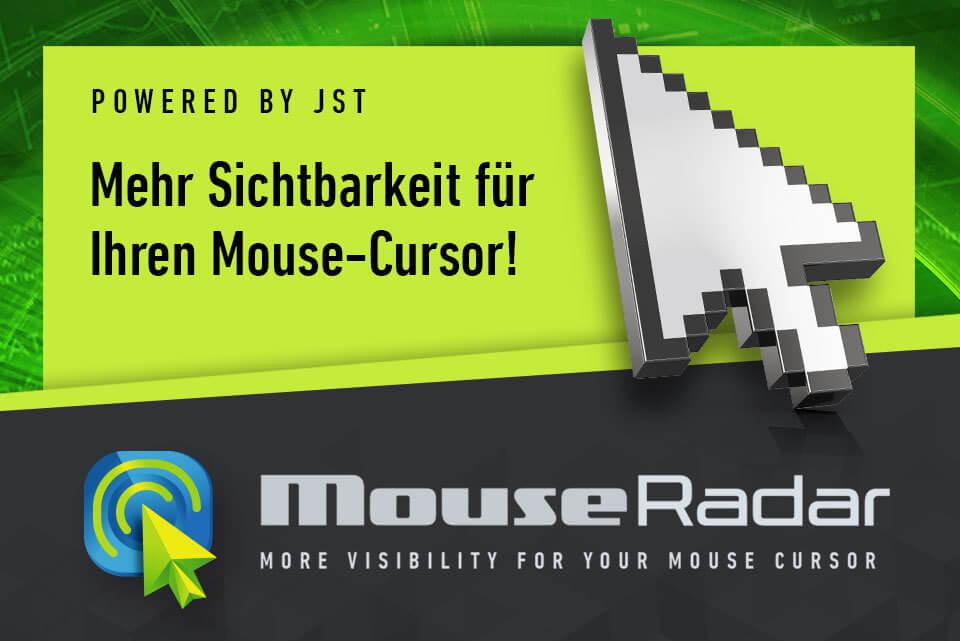 JST Aktuelles: MouseRadar