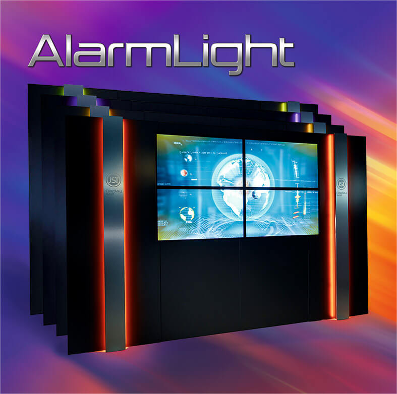 JST DisplayWall - AlarmLight für DisplaySuit