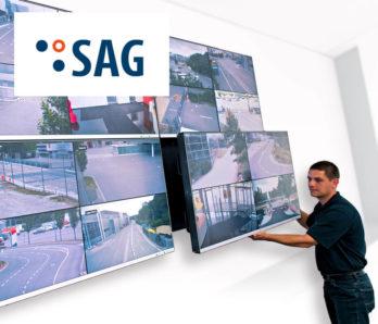 JST DisplayWall - Praxisbeispiel SAG