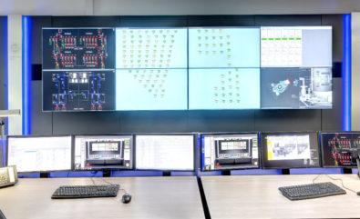 JST DisplayWall und die Arbeitsplatz-Monitore