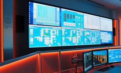 JST Monitorwand und der kritische Alarm