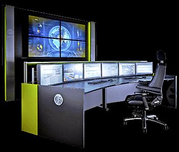 JST Stratos X11 Operator Desk