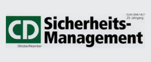 CD Sicherheits-Management - Logo