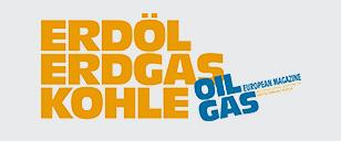 Erdöl Erdgas Kohle - Logo