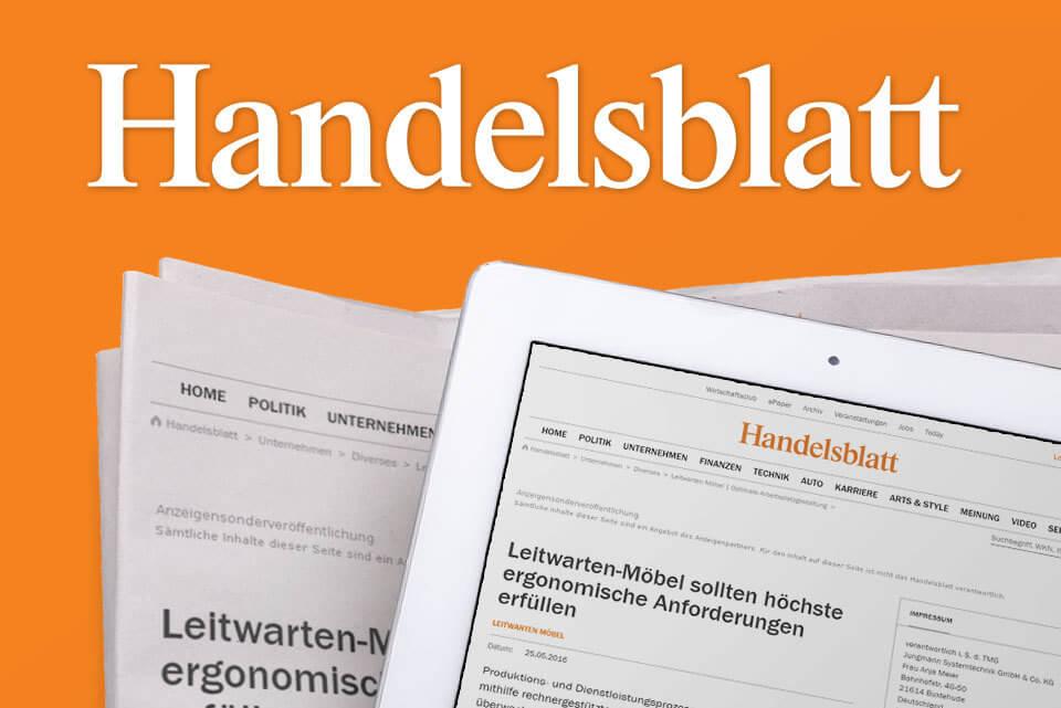 JST - Aktuelles: Handelsblatt