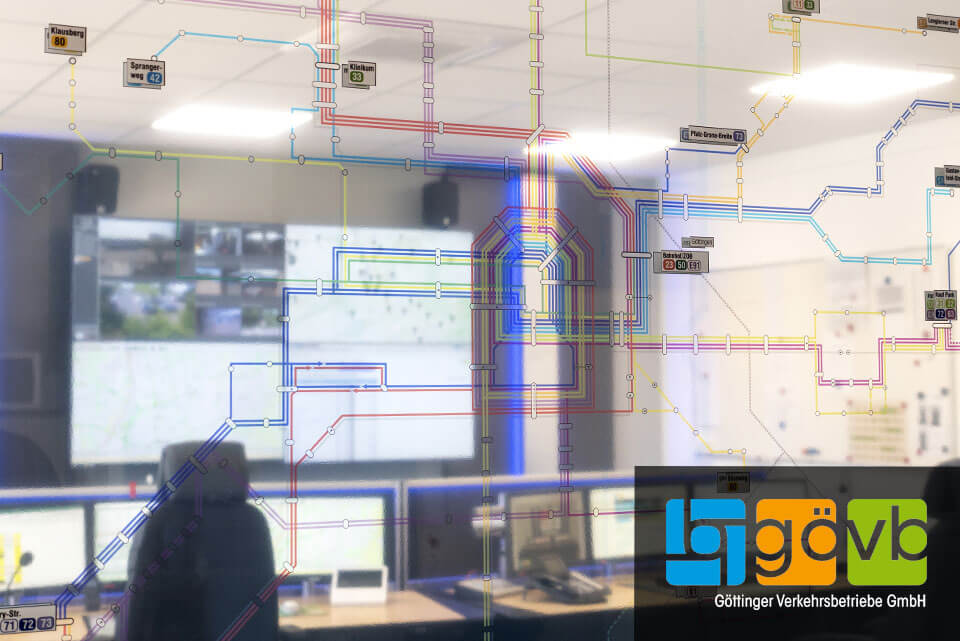 JST Aktuelles: neue Leitwarte für Göttinger Verkehrsbetriebe