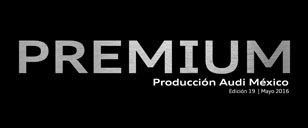 Premium Production Audi Mexico - Logo