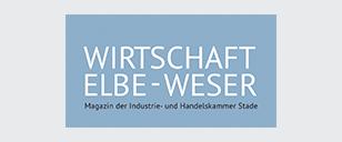 Wirtschaft Elbe-Weser - Logo
