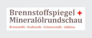 Brennstoffspiegel + Mineralölrundschau - Logo