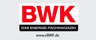 BWK - Das Energie-Fachmagazin - Logo
