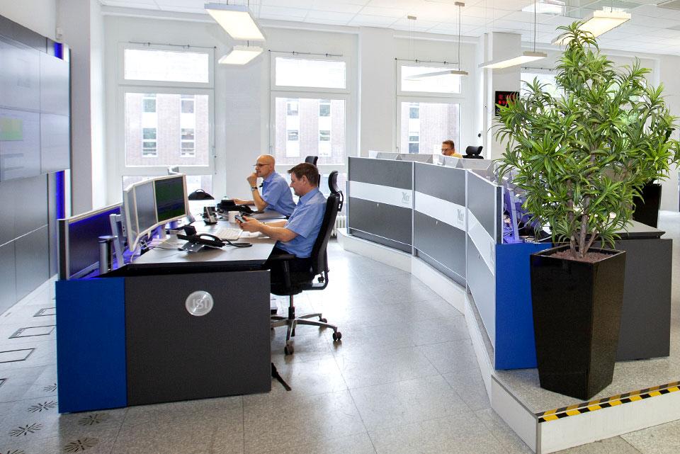 JST Aktuelles: Neuer Volkswagen FIS-Leitstand in Wolfsburg