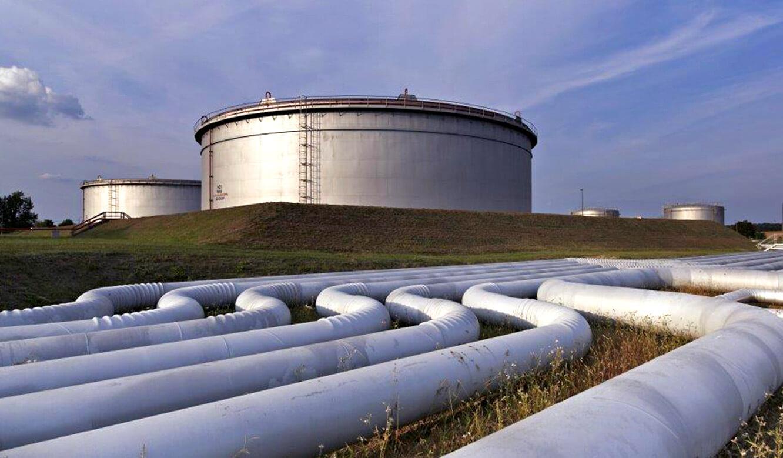 JST MVL Schwedt: Öl erreicht Schwedt über Pipelines