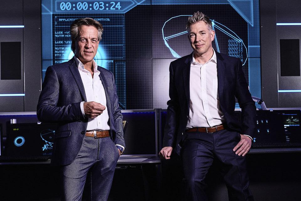 JST-Geschäftsführer: Carsten Jungmann und Kay Hansen