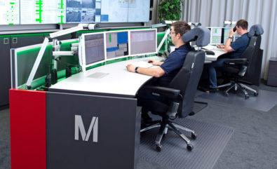 JST Technische Daten: Operatorstuhl RECARO 24 - Ultimativer Sitzkomfort