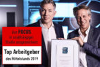 Auszeichnung für JST als Top-Arbeitgeber des Jahres