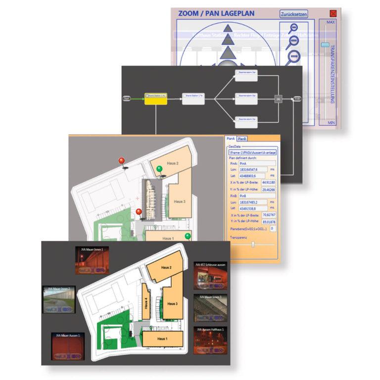 JST Magazin: HSC - Aufbau eines GMS in mehreren Bedienerebenen