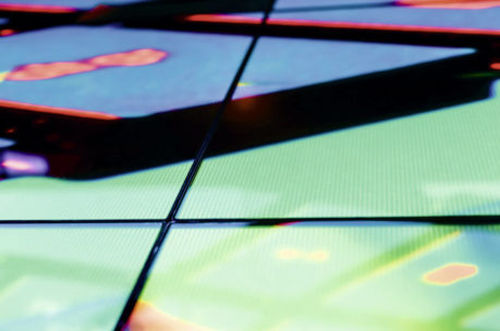 JST Magazin: Pixelpower. Bildschirme