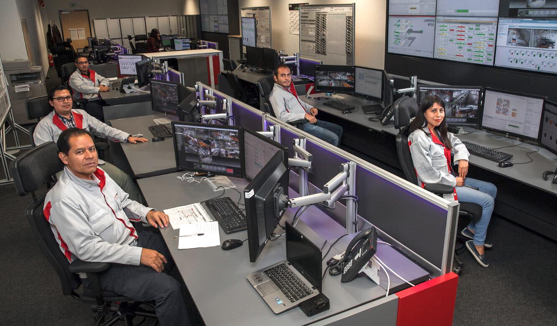 JST Audi Mexico: neue Technik ermöglicht direkte Kommunikation im Leitstand