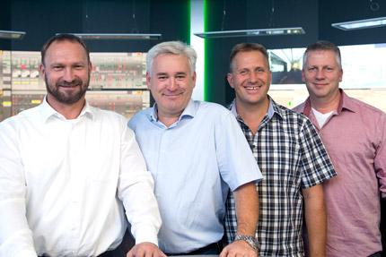JST INGAVER: Projektteam begeistert von neuer Leitwarte
