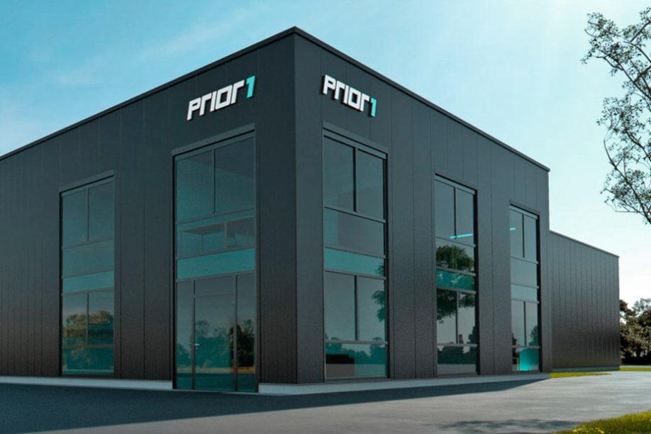 JST Magazin: Prior1 Firmengebäude