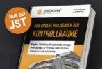 JST Aktuelles: neuer Katalog von JST - Praxisbuch der Kontrollräume