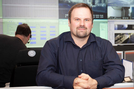 Christian Weber, Sachgebietsleiter Netzführung ovag Netz GmbH