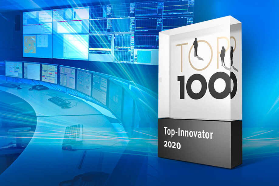 Jungmann Systemtechnik erhält TOP 100 Innovationspreis 2020