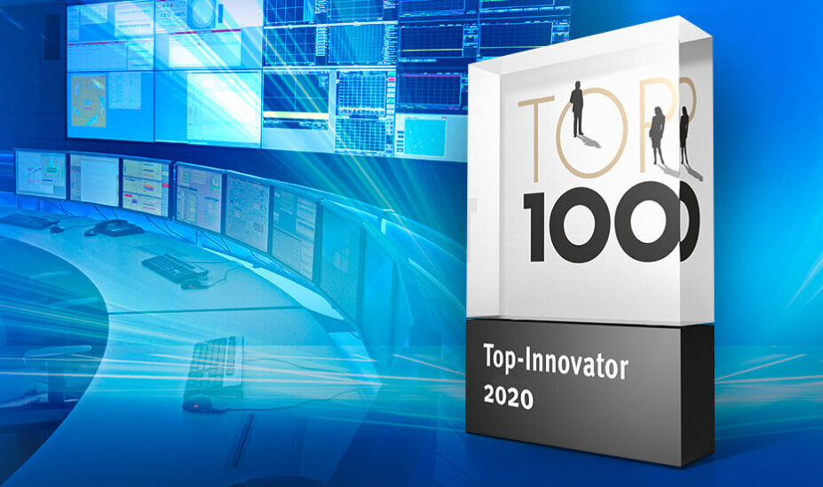 Jungmann Systemtechnik erhält TOP 100 Innovationspreis 2020