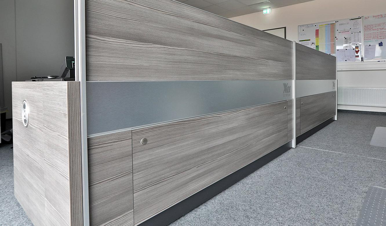 JST reference Iberdrola Sassnitz: Wind energy control centre - high quality control room desks