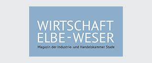Wirtschaft Elbe Weser (IHK) Logo
