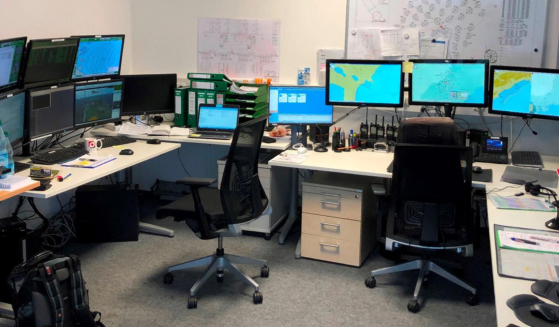 JST-Referenz Leitstelle Windenergie Iberdrola: Vor dem Umbau