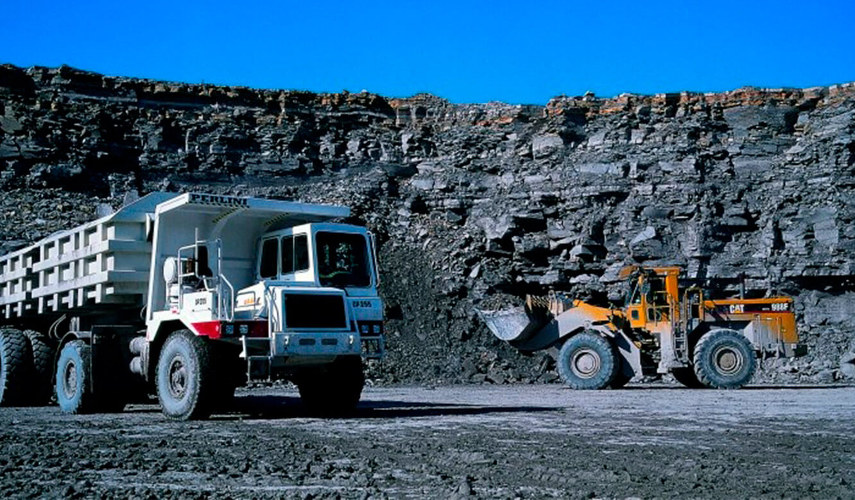 JST-Referenz HeidelbergCement Leitstand: Zement-Abbau im Kieswerk