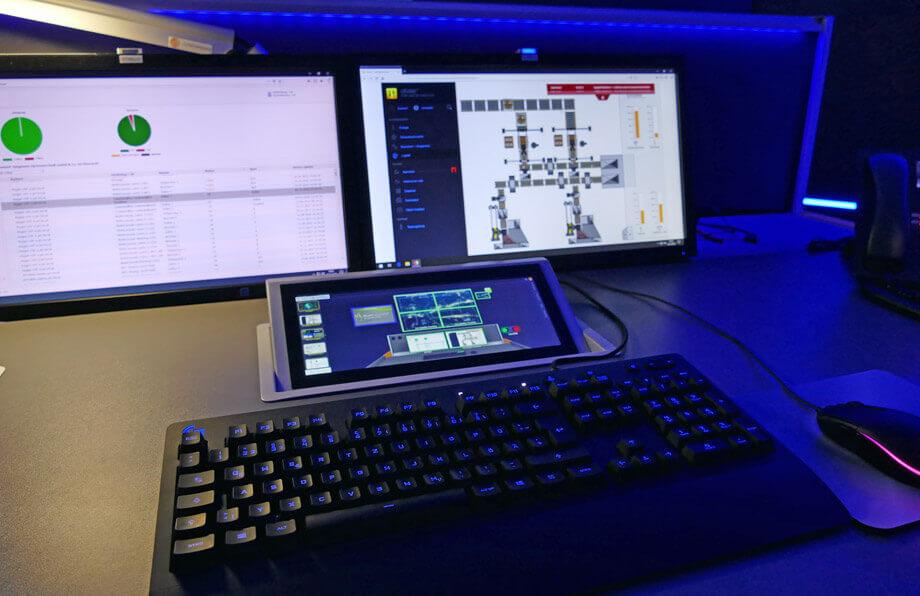 CommandPad for MyGUI