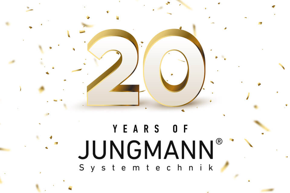 JST Aktuelles: 20 Jahre Jubiläum