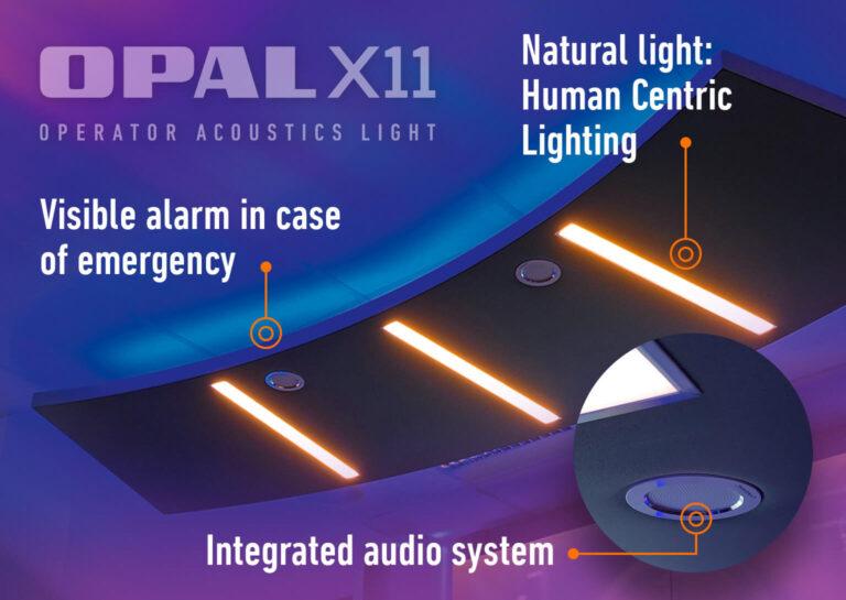 JST Opal Acoustic Ceiling Sail Goals