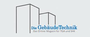 Die Gebäudetechnik - Logo